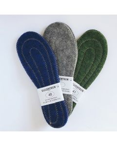 Felted Wool Innersoles