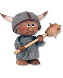 Fierce Viking Boy