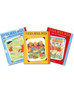 Flicka, Ricka, Dicka Hardcover Editions
