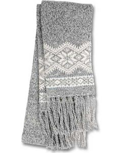 Long Double Layer Scarf