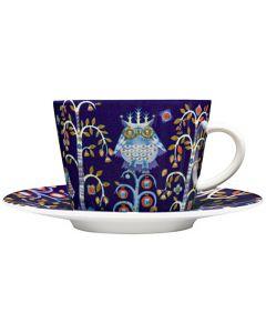 Taika Coffee Cup or Saucer