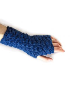 Fingerless Mittens Pattern