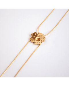 Dottir Flora Bolo Necklace