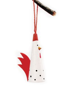 Gillis the Rooster Ornament