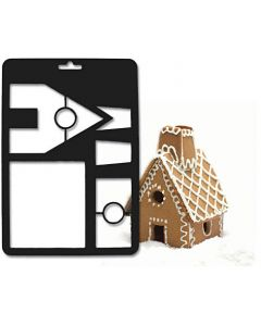 Gingerbread House Cutter