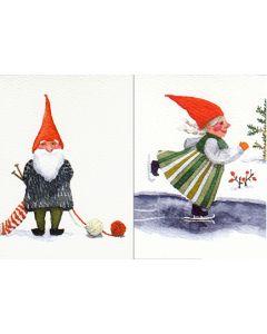 Gnome Enclosure Cards