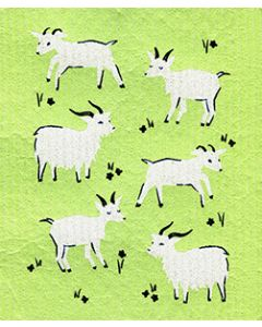 Goats Cellulose Dishcloth