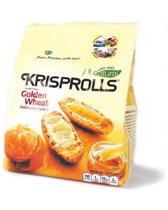 Golden Wheat Krisprolls