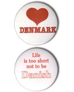 Danish Buttons