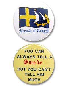 Swedish Buttons