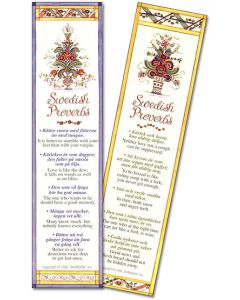 Swedish Proverbs Bookmarks