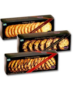 Gille Cookies from Sweden