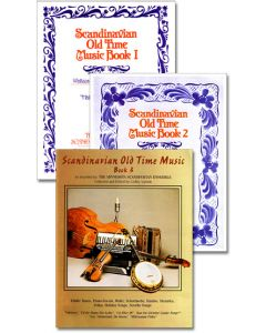 Scandinavian Old Time Music Books
