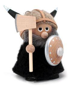 Happy Bearded Viking