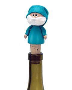 Health Care Worker Bottle Stopper