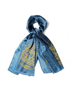 Hedeby Coin Silk Scarf