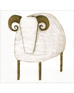 Hekla Sheep Napkins