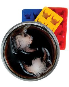 Viking & Dala Horse Ice Cube Trays