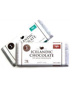 Icelandic Chocolate Bars