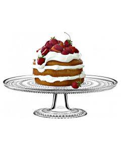 Dewdrop Cake Plate