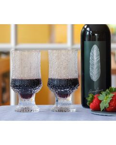 Ultima Thule Red Wine Glasses