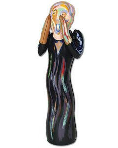 Inflatable Scream Doll 18""