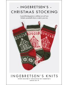 Ingebretsen's Christmas Stocking Pattern