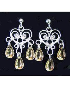 Heart Sølje Earrings