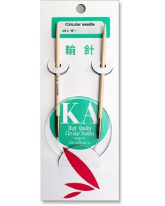 """KA Bamboo 16"""" Circular Knitting Needles"""