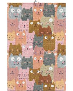 Ekelund Kattkompis Towel