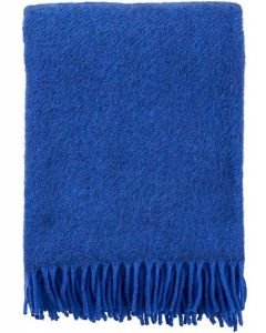 Klippan Blue Gotland Throw