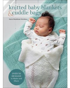 Knitted Baby Blankets & Cuddle Bags