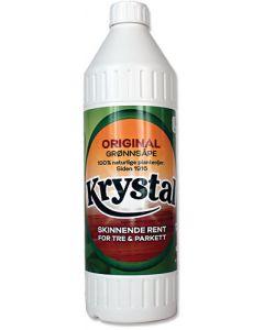 Krystal Green Soap