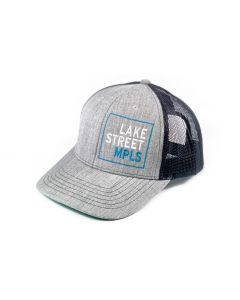 Lake Street Mpls Ball Cap