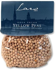 Whole Yellow Peas - Gula Ärtor