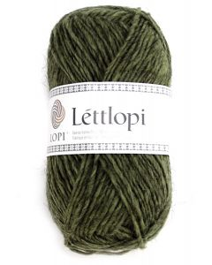 Léttlopi Yarn 9421 Leaf Green Heather