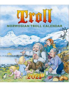 Lidberg Troll Calendar 2021