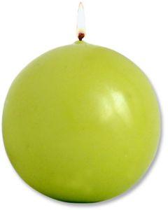 Lime Ball Candle