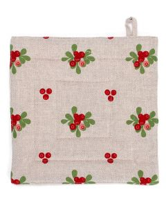 Lingonberry Hot Pad