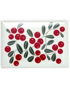Lingonberry Magnet