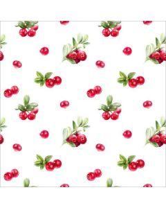 Lingonberry Napkins