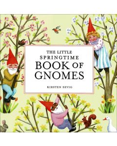 The Little Springtime Book of Gnomes