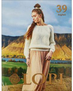 LOPI Knitting Book 39
