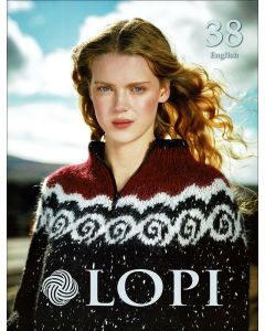 Lopi Knitting Book 38