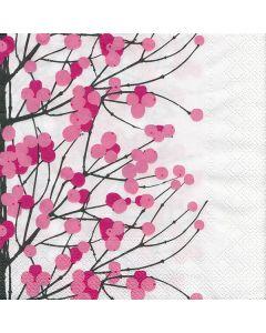 Lumimarja Pink Napkins