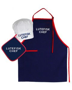 Lutefisk Chef Accessories