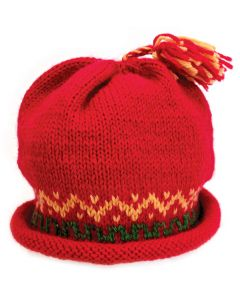Magical Tomte Tassel Hat Pattern