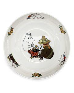 Moomintroll & Snufkin Bowl