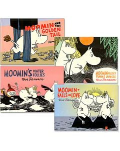 Moomin Graphic Novels 1