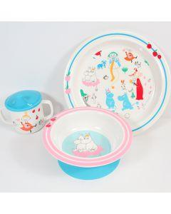 Moomin Jubilee Dish Set